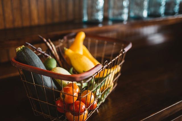 ירקות אורגניים